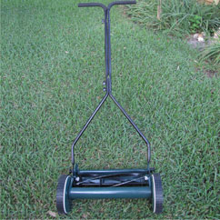 "16"" inch reel mower"