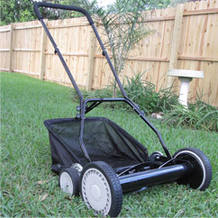 "18"" inch Lifetime Reel Mower"