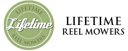 Lifetime Reel Mowers